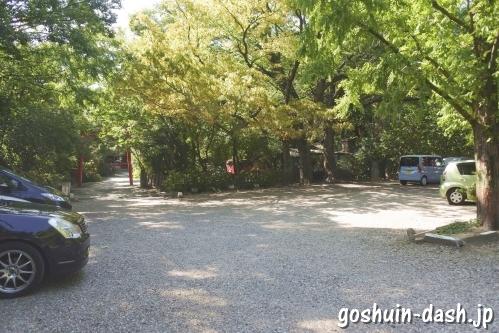 長楽寺(名古屋市南区)駐車場