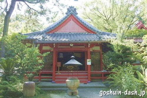 清水稲荷殿(名古屋長楽寺)