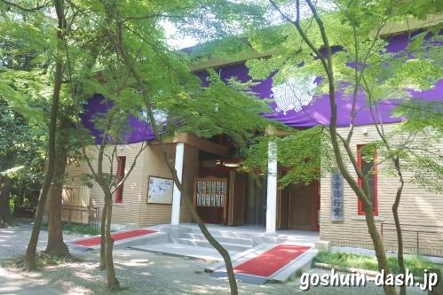 長楽寺動物霊園(名古屋市南区)