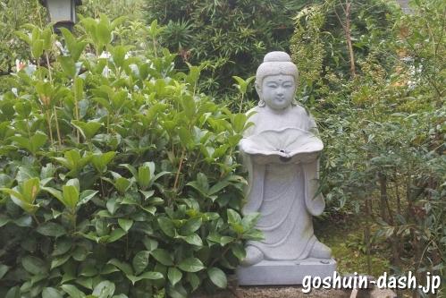 宝寿院(愛知県津島市)水琴窟