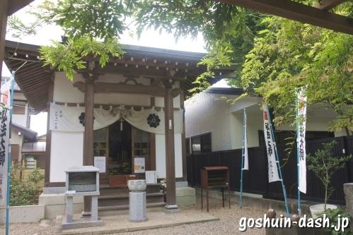 宝寿院(愛知県津島市)大師堂