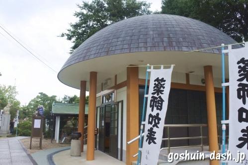宝寿院(愛知県津島市)地蔵堂