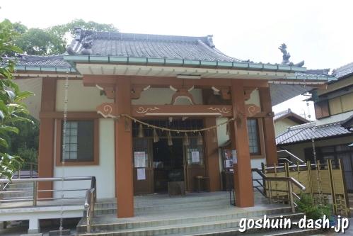 宝寿院(愛知県津島市)本堂
