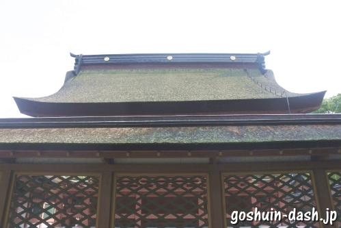 津島神社(愛知県津島市)本殿