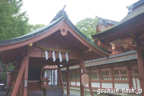 八柱社(津島神社摂社)