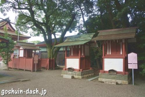 和魂社(津島神社摂社)