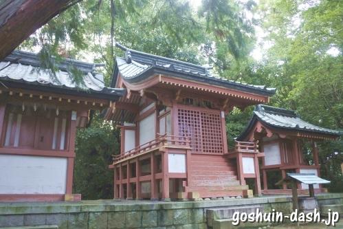 居森社(津島神社)