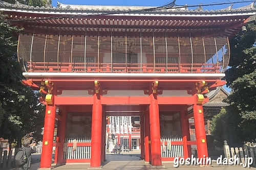 大須観音の仁王門