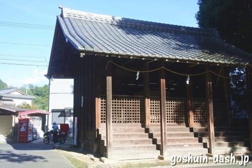 猿投神社(愛知県豊田市)近くの自動販売機