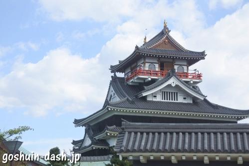 清洲城天守閣(愛知県清須市)