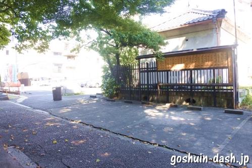 七寺(名古屋大須)駐車場
