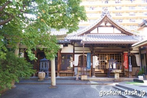 七寺(名古屋大須)本堂全景