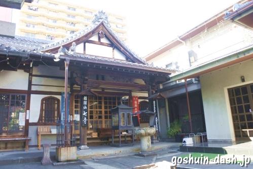 七寺(名古屋大須)本堂