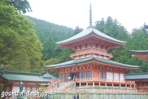 法華総持院東塔(比叡山延暦寺)