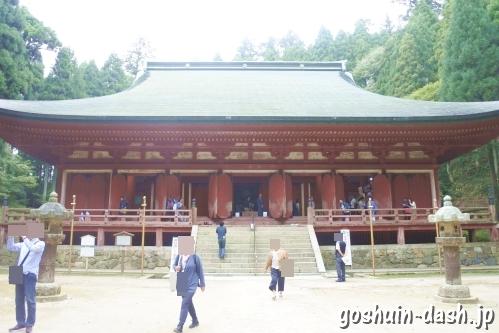 釈迦堂(比叡山延暦寺)