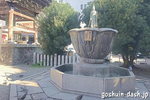 大須観音の浄水(手水舎)