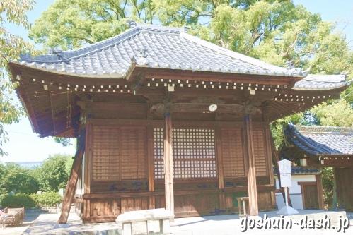 甚目寺観音(愛知県あま市)釈迦堂