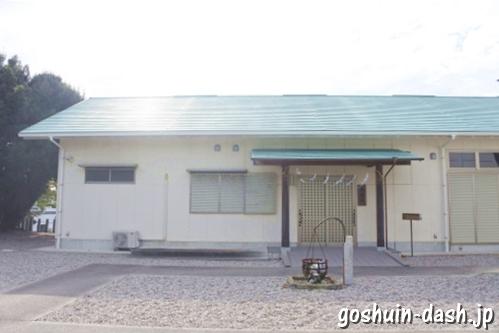 岩崎神明社(愛知県日進市)社務所