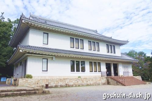 岩崎城歴史記念館(御朱印販売場所)