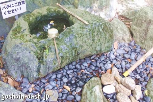 岩崎城(愛知県日進市)水琴窟