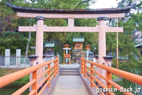 真清田神社(愛知県一宮市)八龍神社・厳島社