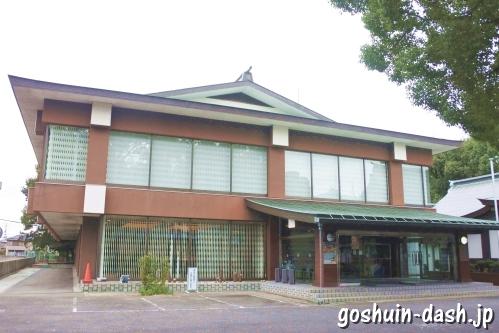 真清田神社(愛知県一宮市)参集殿