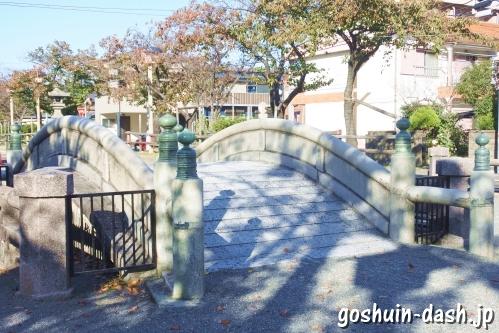 尾張大國霊神社(国府宮・愛知県稲沢市)太鼓橋