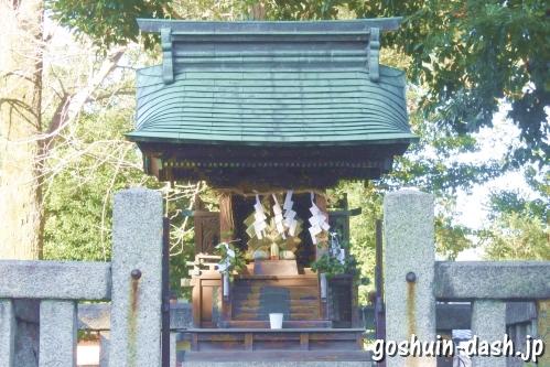 招魂社(花池大神神社境内)
