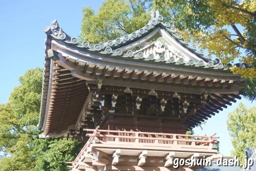 味鏡山天永寺護国院(名古屋市北区)鐘楼堂