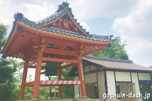龍泉寺観音(名古屋市守山区)鐘楼堂
