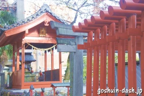 福寿稲荷神社(岐阜加納天満宮境内社)