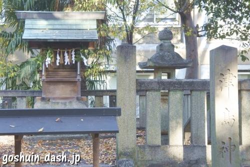 津島神社(岐阜加納天満宮境内社)