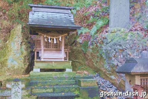 秋葉神社(岐阜橿森神社境内社)