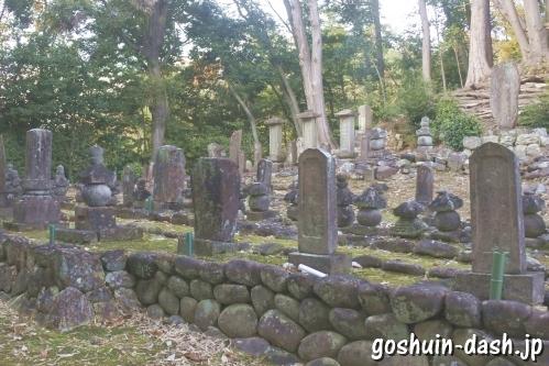 護国之寺(岐阜市)墓地