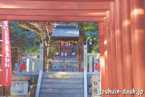 稲荷神社(那加手力雄神社境内社)