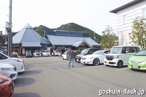熊野本宮大社無料駐車場