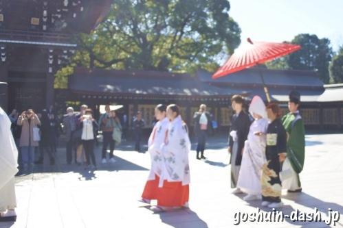 明治神宮(東京都渋谷区)の結婚式