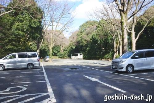 明治神宮(東京都渋谷区)駐車場