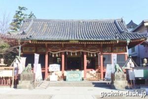 浅草神社(東京都台東区)拝殿