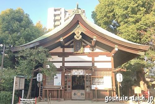 三輪神社(名古屋大須)社殿