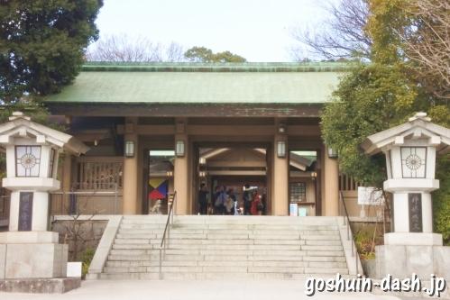 東郷神社(東京都渋谷区)神門