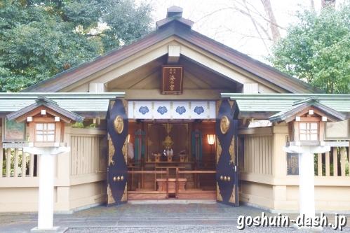 海の宮(原宿東郷神社境内霊社)