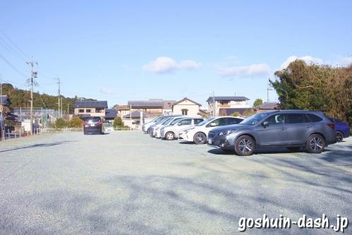 猿田彦神社(三重県伊勢市)第2駐車場