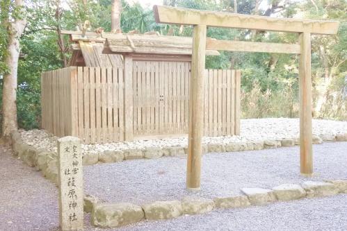 葭原神社(月読宮・伊勢神宮内宮末社)