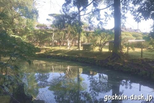まがたま池(伊雑宮)