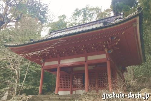 明星堂(朝熊岳金剛證寺)