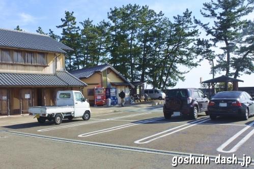 花の窟神社駐車場(道の駅)