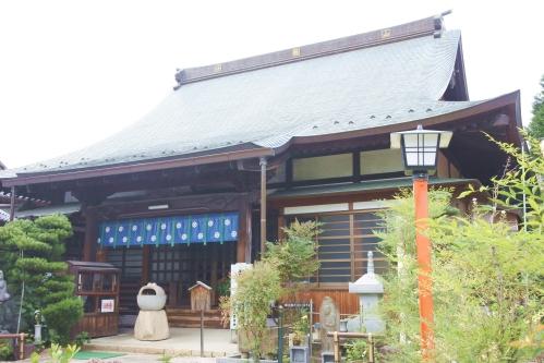間々観音(愛知県小牧市)阿弥陀堂
