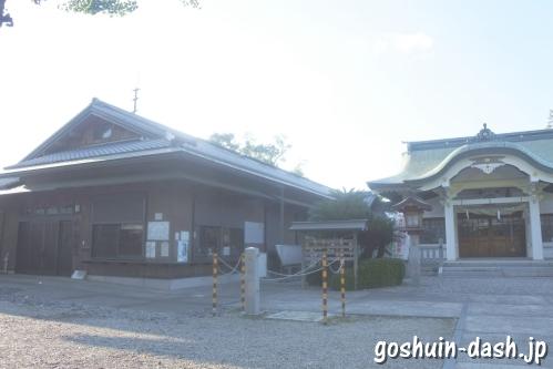 本刈谷神社(愛知県刈谷市)の御朱印受付場所(授与所・社務所)