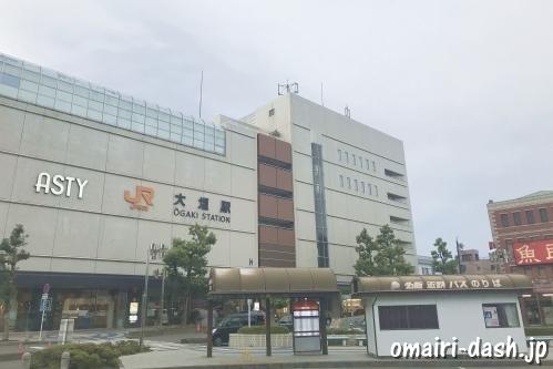 JR大垣駅南口